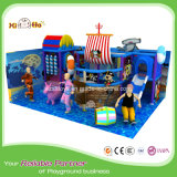 Рекламировать спортивную площадку коммерчески детей корабля пирата крытую мягкую