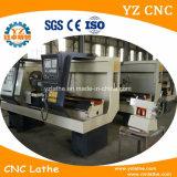 Cqk350 droeg de Grote As CNC Pijp die de Machine van de Draaibank inpassen