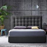 Base semplice moderna nordica di memoria di Chester delle basi del tessuto della mobilia della camera da letto della casa della base di arte del panno di stile