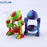 Siliclab patenteerde de In het groot Rokende Pijp van de Waterpijp van de Robot