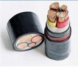 3 conducteurs en PVC/aluminium/cuivre avec isolation XLPE Core Câble d'alimentation basse tension pour la construction