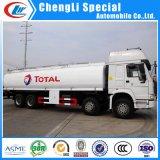 中国の製造業者8X4大きい容量の燃料またはオイルまたはガソリンまたはディーゼルまたはガソリン配達給油のBowserのトラック