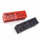 Sculpté personnalisé Private Label Rouge à lèvres rouge à lèvres de cas de l'emballage du tube