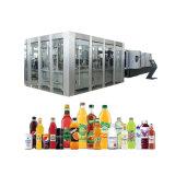 Pur jus de fruits frais et le plafonnement de la machine de remplissage de soufflage pour Noni/Orange/Vegetable/pear/Peach/Mango/Ananas/banane/Apple