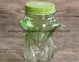 최신 인기 상품 주스 단지 또는 유리 컵 또는 식품 보존병 또는 음료 컵 유리병