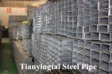 溶接された正方形鋼管