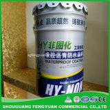 Non de guérir en bitume modifié en caoutchouc liquide revêtement imperméable pour les toitures