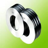 Cuchilla circular de corte longitudinal de cortar metal Papel Película de plástico