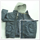 Куртка ребёнка с капюшоном теплая