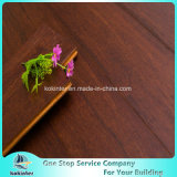 Preiswertester aufgetragener Strang gesponnener Bambusbodenbelag-Innengebrauch in der Kaffee-Farbe und in der Superqualität