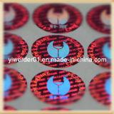 Shenzhen etiqueta etiqueta holograma 3D (H-057)