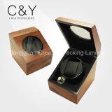 고품질 나무로 되는 중국 자동적인 손목 시계 와인더 상자