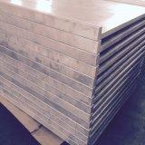 Panneaux de support de nid d'abeilles de poids léger pour le dessus de meubles (heure P027)