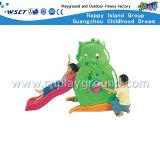 Пластиковые игрушки Пластиковые Оборудование Смотровая Дети Пластиковые HDPE слайдов (M11-09410)