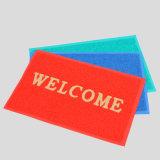 Impermeabilizzare non i Doormats di plastica della stanza domestica dell'entrata di benvenuto del ciclo delle tagliatelle degli spaghetti del vinile del PVC di slittamento