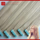 Микро- выдвижения ленты в человеческие волосы 100% Remy