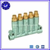 Aceite de la válvula de separador ajustable distribuidor divisor para el Sistema de lubricación centralizada