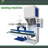 machine à emballer de riz de maïs des graines de blé de sachet en plastique de 5kg 15kg à vendre