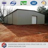 Sinoacme fabrizierte helles Stahlrahmen-Lager vor