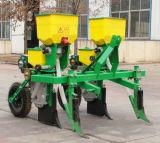 비료를 가진 옥수수 파종기 기계