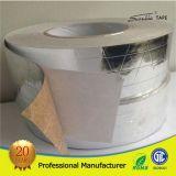 Cinta adhesiva reforzada del papel de aluminio de la fibra de vidrio