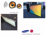 LCDのパネルのデジタル表示装置の壁に取り付けられたタッチスクリーンのモニタのキオスクを広告する70インチ