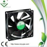 Охлаждающий вентилятор 92X92X25mm DC воздушных потоков Xinyujie 12V 24V высокий
