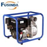 2 de Pomp van het Water van de Benzine van de duim, de Pompende Machine van de Drainage, 4-slag de Luchtgekoelde Motor van de Benzine Ohv