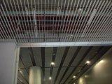 plafond en baisse en aluminium de rideau en B-Type 124W
