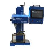 Livraison gratuite automatique de la plaque de numéro de métal en acier inoxydable de machine d'estampillage