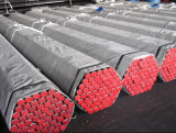 Tubo de acero negro de carbón