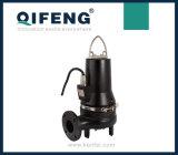 Pomp de Met duikvermogen van de Molen van de Riolering van de elektrische Motor (WQBS)