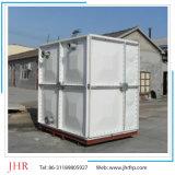 Tanque de armazenamento de montagem pressionado SMC da água de FRP 20000 litros