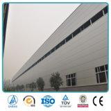 Fábrica del edificio de la estructura de acero de la buena calidad