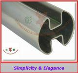 Tubo de la ranura del acero inoxidable 316 en la construcción y propiedades inmobiliarias