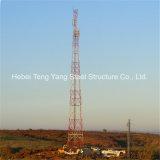 2017 Toren van de Telecommunicatie van het Staal van de Fabriek van China de In het groot Tubulaire