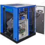8 staaf 40 de Compressor van de Lucht van het Type van Schroef van de Stationaire Olie Cfm