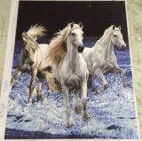 Hintergrund-Entwurfs-Mosaik, Glaskunst-Muster-Mosaik-Wand-Fliese (HMP930)
