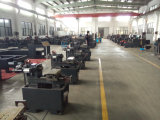 Máquina de torno horizontal CNC / CNC Turning Machine (SK40)