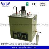 Faixa de Cobre Digital Testador de corrosão para gás de petróleo liquefeito
