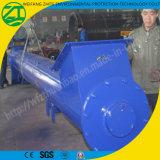 Tipo verticale trasportatore di volo flessibile della vite dell'acciaio inossidabile di vite