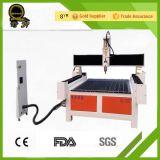 Alta qualidade quente da venda com a fonte do fabricante de China do preço razoável que anuncia a máquina giratória do router do CNC