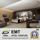 호화스러운 호텔 가구 침실 가구 (EMT-A1103)