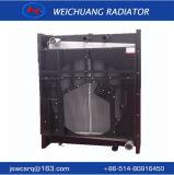 Ktaa19-G7: el agua del radiador de refrigeración del radiador del generador del radiador de aluminio