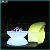 Mobiliario para clubes Mobiliario para fiestas Mobiliario de LED Asientos iluminados