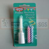 Hochwertige Geburtstag-Spirale-Kerzen