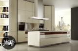 Tipo Austrália MDF laca armário de cozinha (zz-069)