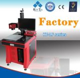 Laser Marking Engraving Machine del CE FDA Fiber per Metallic