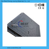 D400 En124 표준 사각 SMC FRP 맨홀 뚜껑