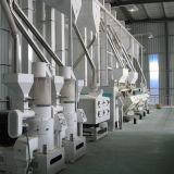 [18-300ت/د] يتمّ [ريس ميلّ] آلة, أرزّ يطحن معدّ آليّ